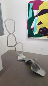 Nicolas SANHES - Sculpture-Volume - Untitled