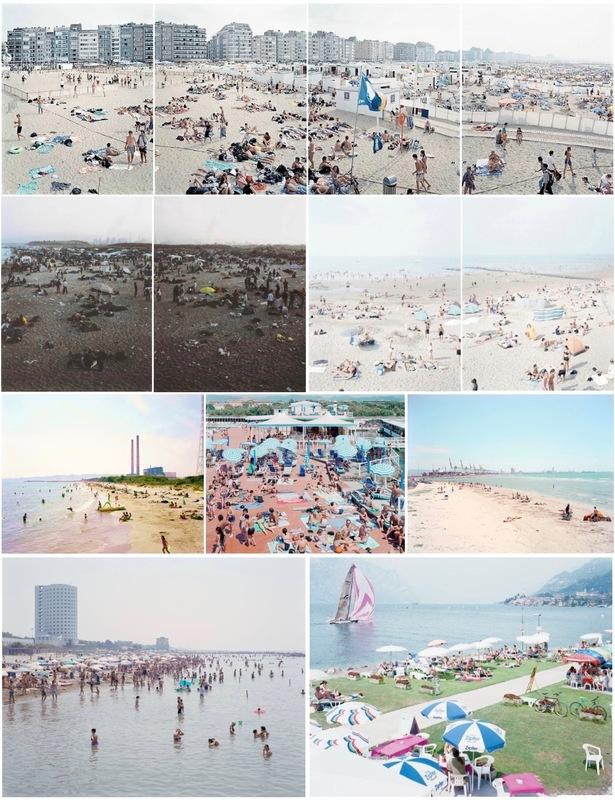 Massimo VITALI - Druckgrafik-Multiple - Landscapes with figures (13)