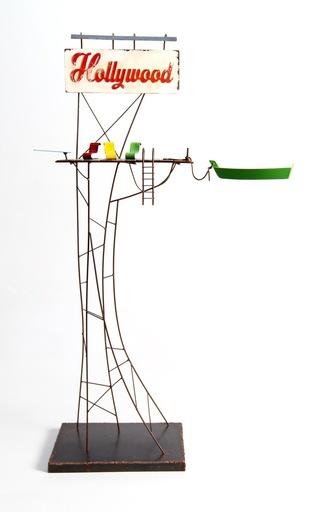Frédéric LAVAUD - Escultura - Hollywood