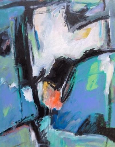 Irène DARGET-BASTIEN - Painting - Carsone