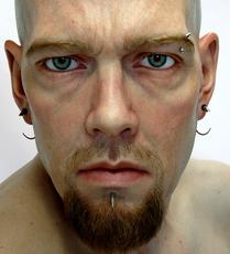 Jamie SALMON - Escultura - Chris