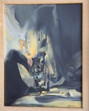 朱德群 - 绘画 - Abstract