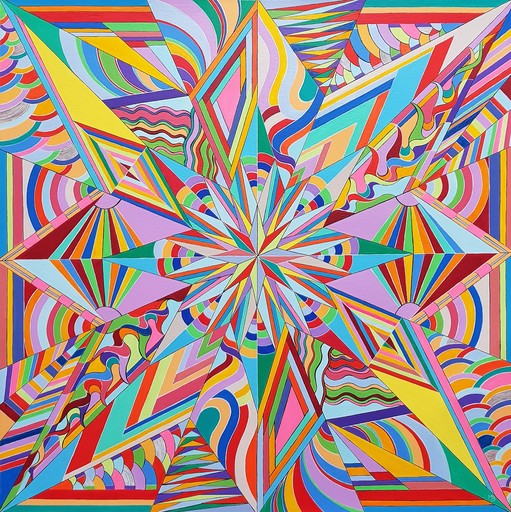 Monique BERTINA - Peinture - Couleurs 3