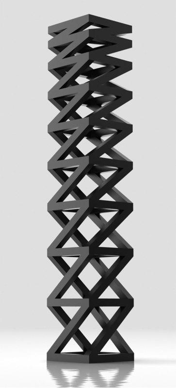 Marcello MORANDINI - Sculpture-Volume - Sculpture 509A