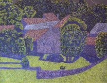 Vincent BIOULES (1938) - L'orage du 15 août