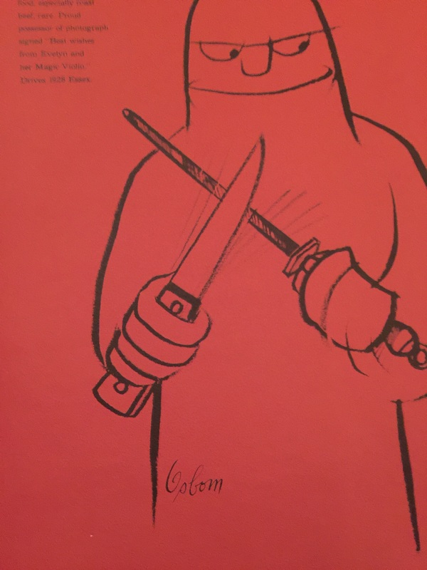 Robert C. OSBORN - Dibujo Acuarela - Civil Servant