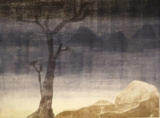 Leiko IKEMURA - Print-Multiple - Paisajes con el monte Fuji 15