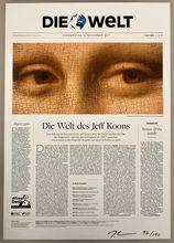 Jeff KOONS - Estampe-Multiple - Die Welt des Jeff Koons