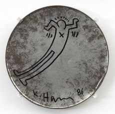 Keith HARING - Sculpture-Volume - Untitled