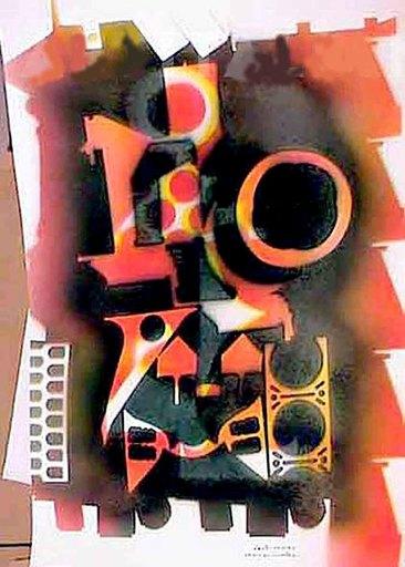 Paolo CONTI - Gemälde - Studio per inventari