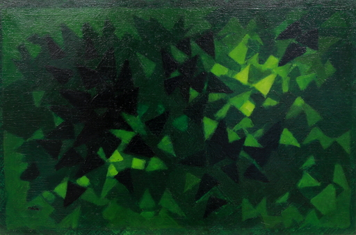 Shalom Siegfried SEBBA - Pittura - Landscape