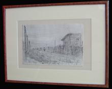 Hélène NEVEUR - Drawing-Watercolor - Terrain vague