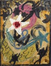 Moshe GERSHUNI - Dibujo Acuarela - Children of Straw