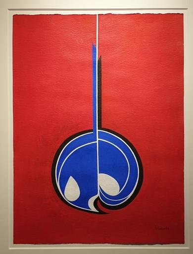 Pablo PALAZUELO - Pintura - NAUTA I