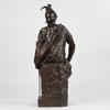 Paul DUBOIS - Sculpture-Volume - Paul Dubois (1829-1905) et Ferdinand Barbedienne (1810-1892)