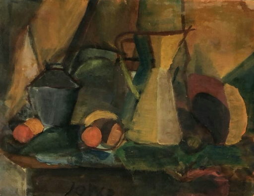 Marcel JANCO - Painting - Still Life