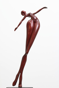 Dominique PRINS - Sculpture-Volume - Hasnaé    (Cat N° 4467)