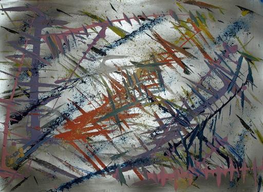 Jérémie REBOURGEARD - Peinture - Fusion