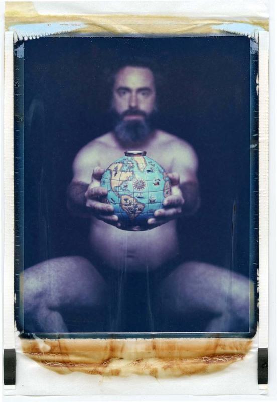 ELIZERMAN - Photography - Map monde portrait