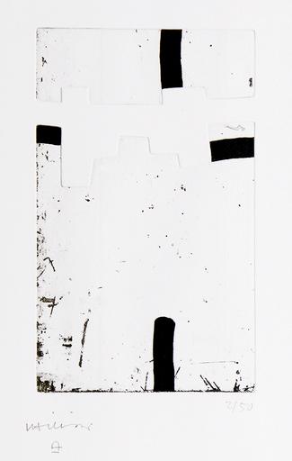 Eduardo CHILLIDA - Print-Multiple - Argi IV