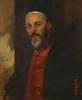 "Hans v.Straschiripka CANON - Gemälde - ""Portrait of a gentleman in Eastern Costume"", oil on canvas"