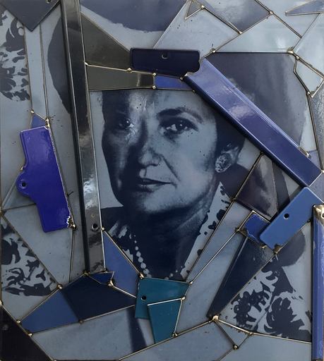 Fernando DA COSTA - Sculpture-Volume - Simone Veil