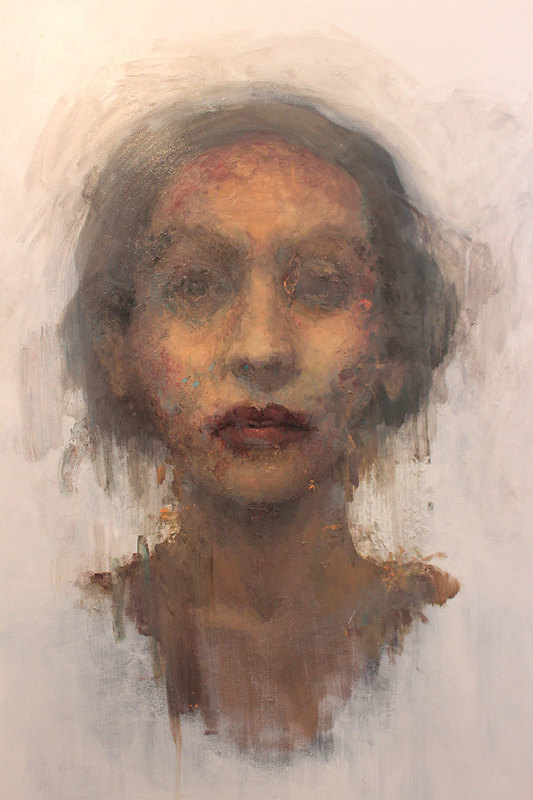 Hellen HALFTERMEYER - Painting - Yellow