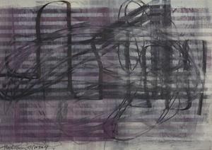 Moshe KUPFERMAN - Painting - Composition