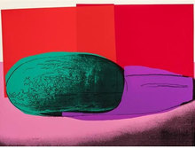 Andy WARHOL (1928-1987) - Watermelon, from Space Fruit: Still Lifes