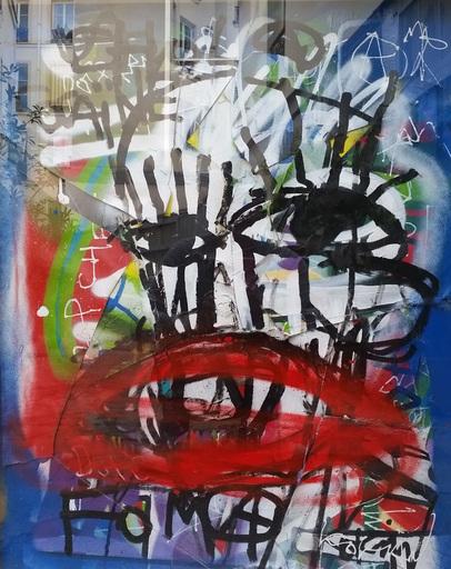 KOKIAN - Peinture - Kokian IN