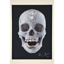 Damien HIRST (1965) - For the Love of God (with Diamond Dust)