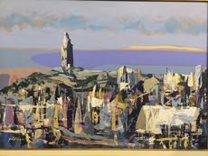 Xurxo ALONSO - Pittura - Torre de Hércules