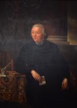 Joshua REYNOLDS - Painting - Untitled (Portrait of Man)