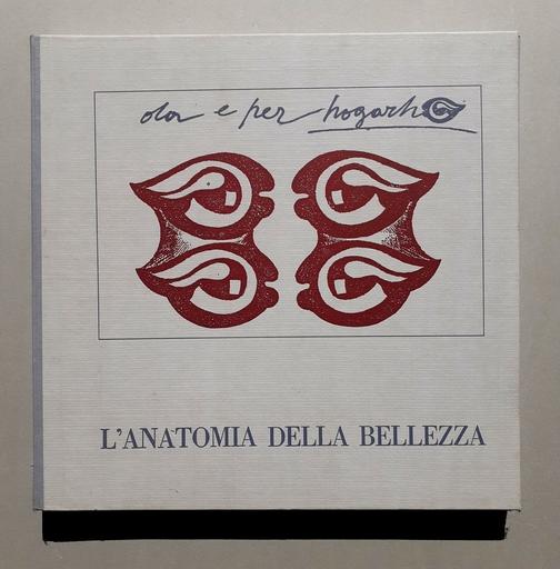 Concetto POZZATI - Estampe-Multiple - L'anatomia della bellezza (cartella con 12 acqueforti)