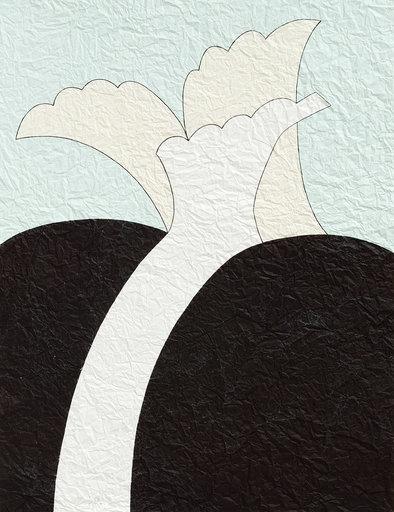 Alfonso HUPPI - Print-Multiple - Knautschblatt