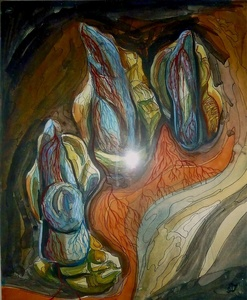 Didier ANGELS - Peinture - Un Autre Monde