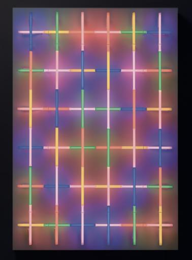 Albert HIEN - Sculpture-Volume - Criss Cross 6x6 (summer)