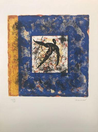 Pierre Marie BRISSON - Print-Multiple - Chaque chose en son temps I