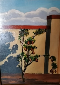 Luigi RUSSOLO - Peinture - IL PERO
