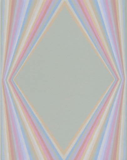Audrey STONE - 绘画 - Rough diamond