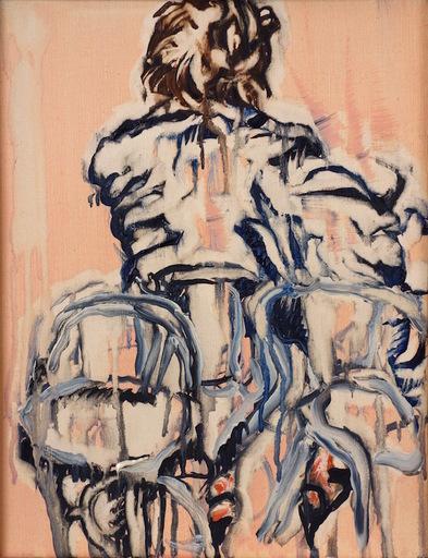 Ida BARBARIGO - Gemälde - No, so mi Cristo Dio Jara Anda par Mataviuz