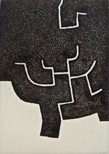 Eduardo CHILLIDA - Print-Multiple - At the Bottom | Barrenean