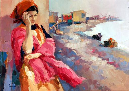 Carlantonio LONGI - Peinture - Pensieri