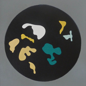 Hans ARP - Print-Multiple - Untitled, from Le Soleil Recerclé