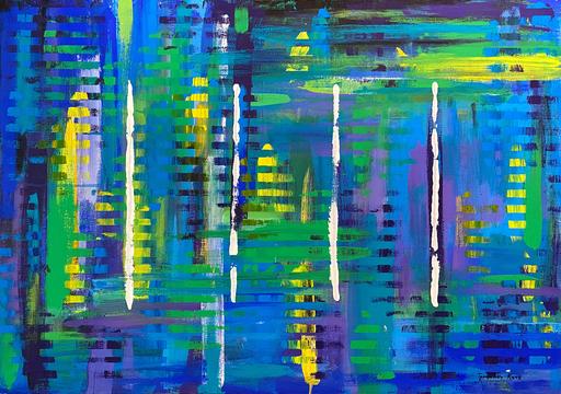 Katia TROTSENKO - Pintura - Untitled 3