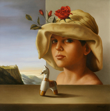 Antonio NUNZIANTE - Pintura - IL CAVALIERE