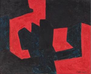 Serge POLIAKOFF - Gemälde - Sans titre