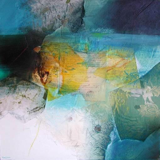 Fausto MINESTRINI - Pintura - Laguna blu