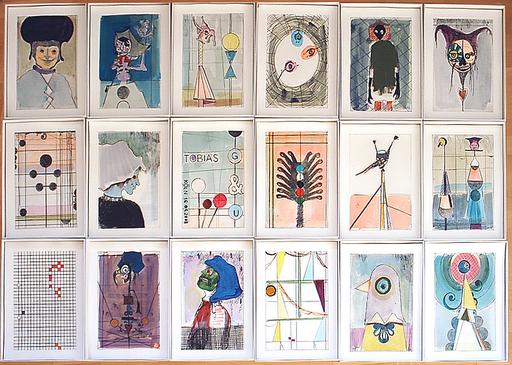 Gert & Uwe TOBIAS - Druckgrafik-Multiple - Ohne Titel - portfolio (18)