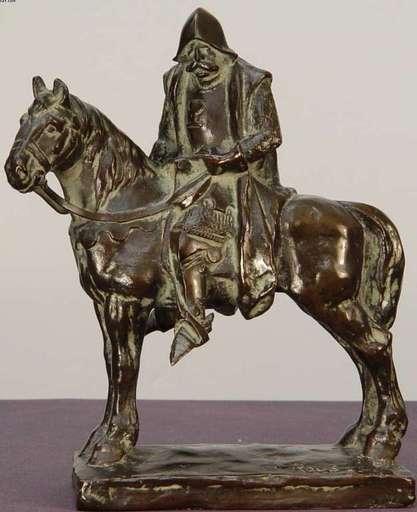 Frantisek Jun. ROUS - Skulptur Volumen - an Zizka of Troconov
